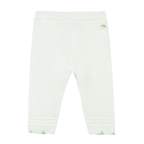 BABY GIRLS Pearl White PANTS