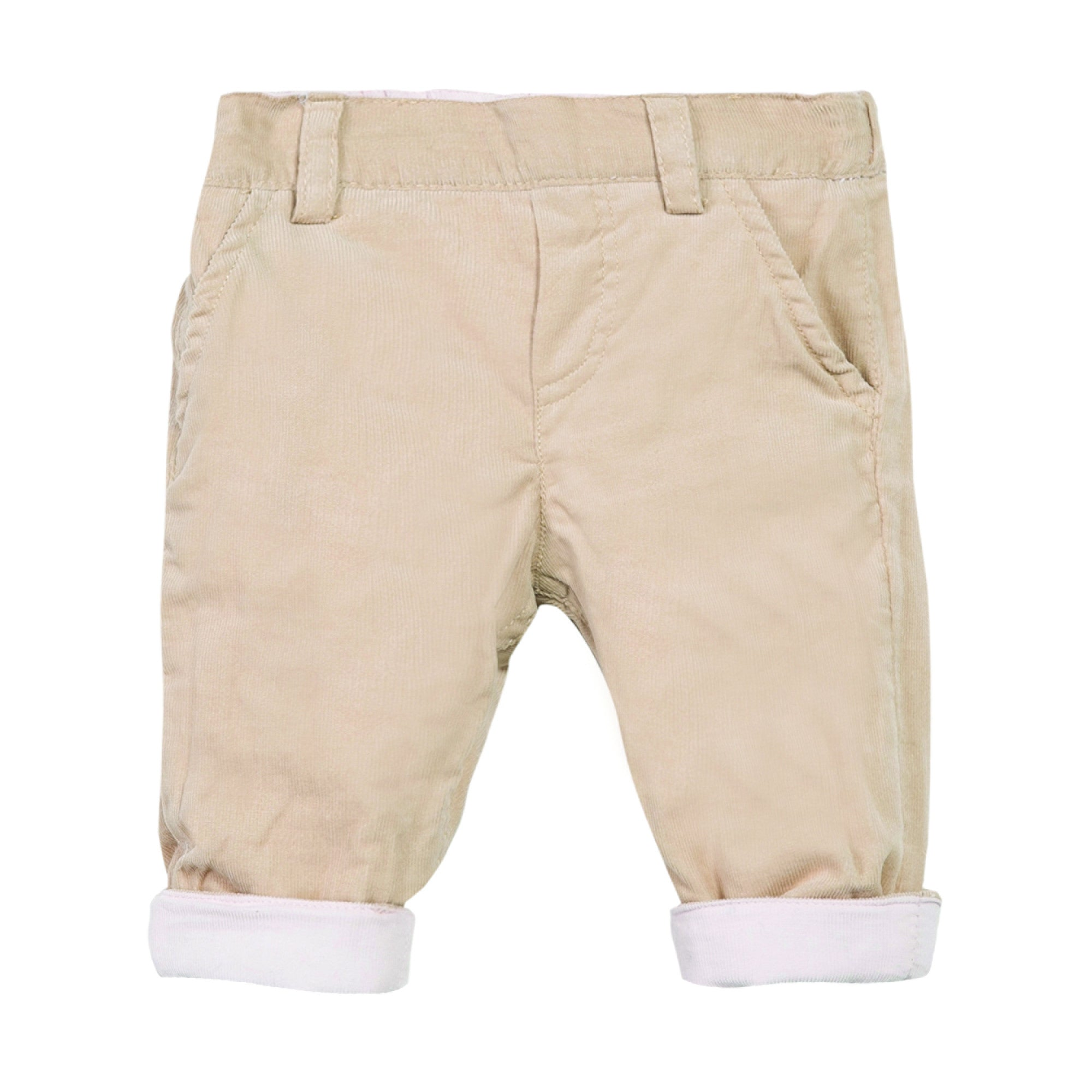 Baby Reversible Velour Pants