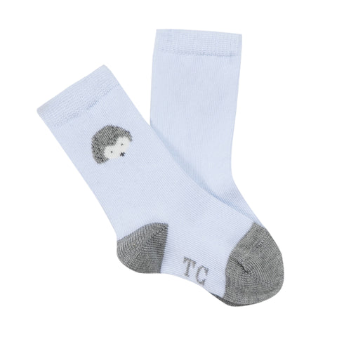 BABY BOYS LIGHT BLUE SOCKS