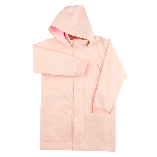 Pink Girls Spring Jacket