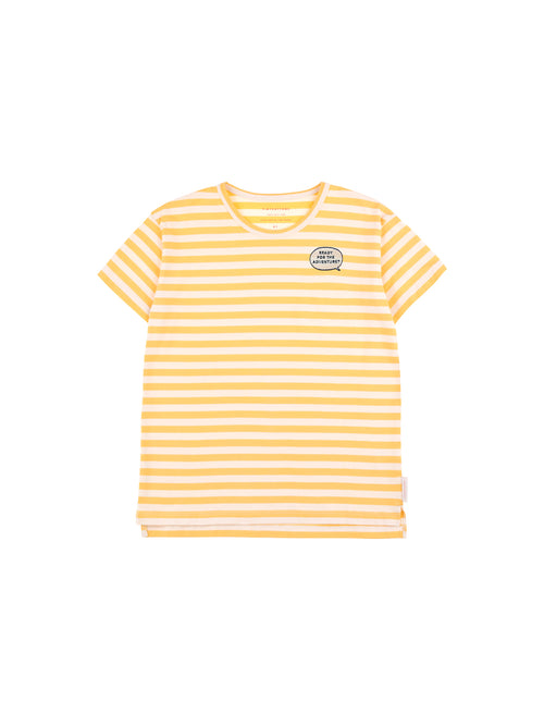 ADVENTURE STRIPES SS T-Shirt