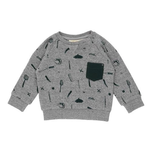 Boys/Girls Unisex Ryan Sweatshirt