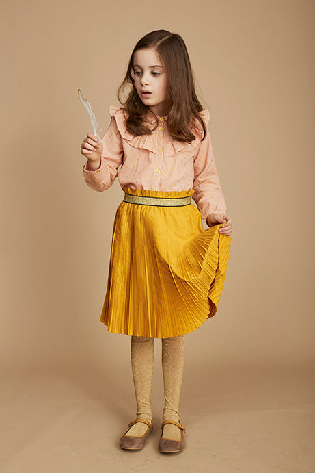 Girls Golden Mandy Skirt