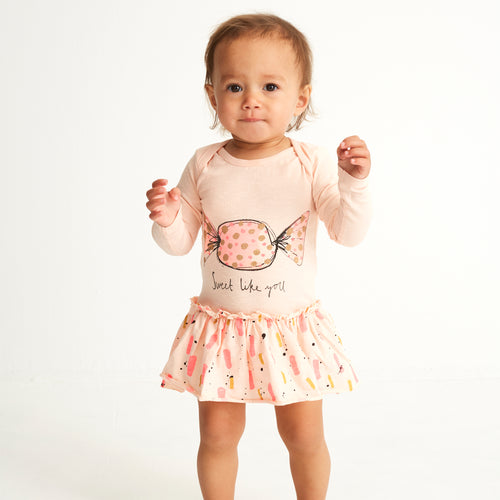 Baby Candy Peach Parfait Suki Body