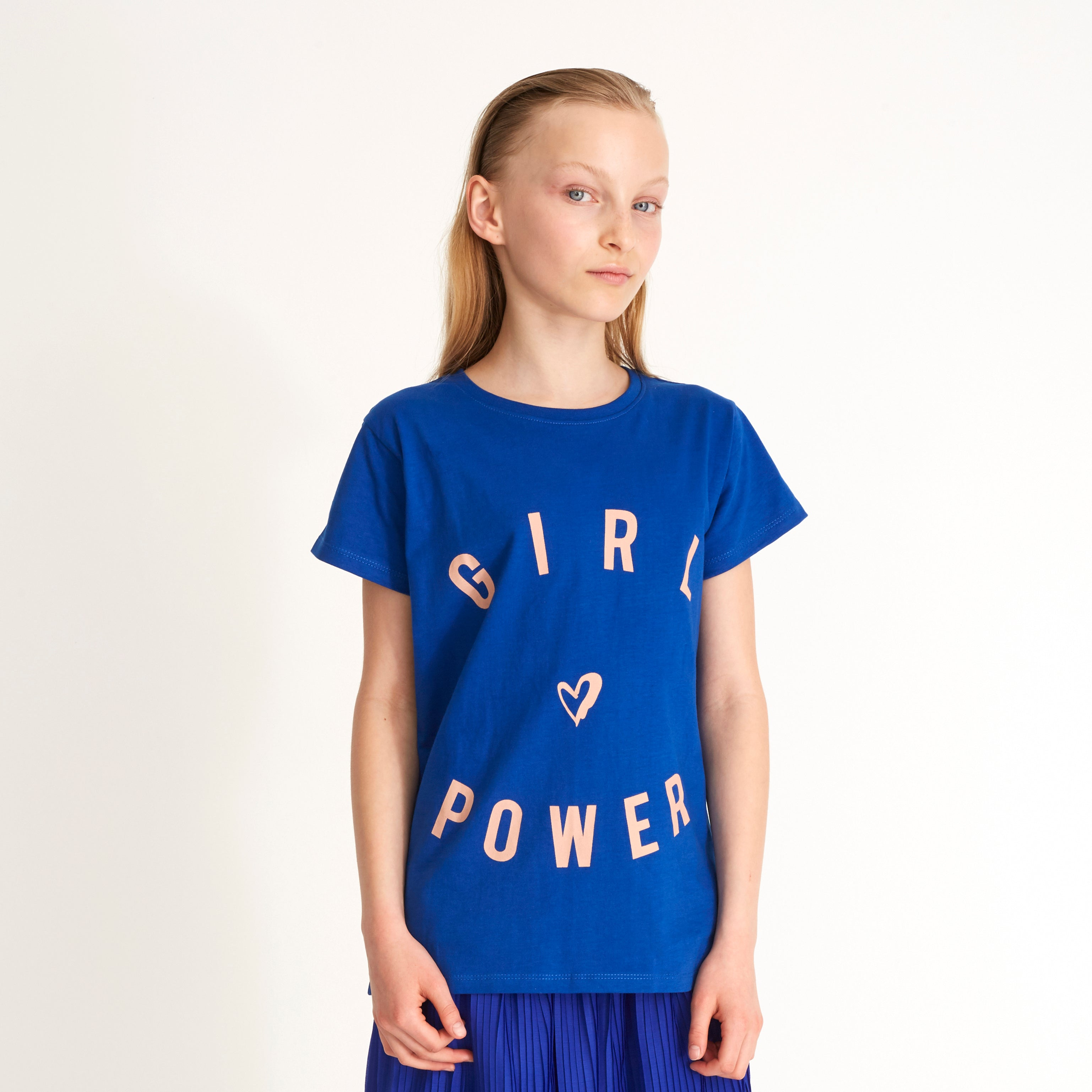 Girl Power Jersey T-shirt