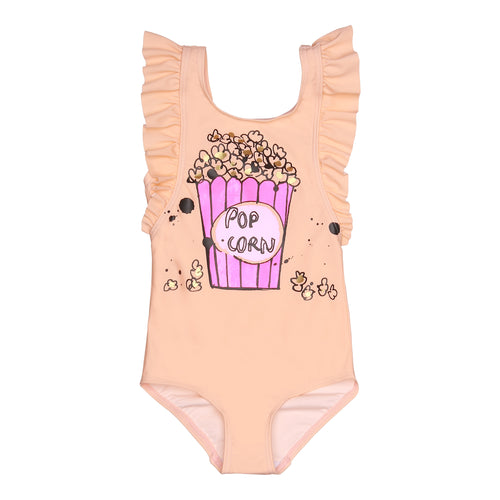 Girls Popgirl Peach Parfait Ana Swimsuit