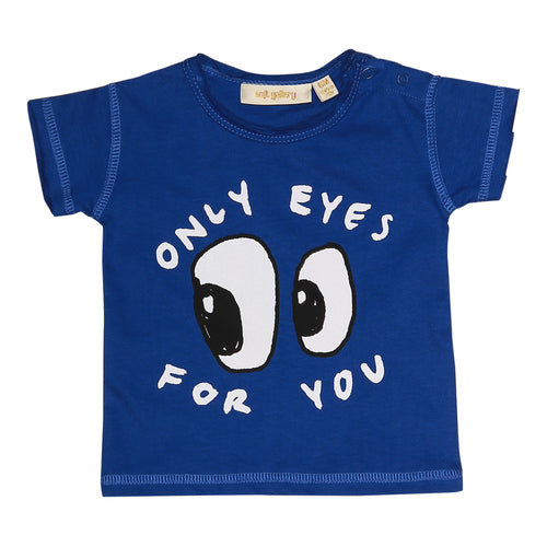 Baby Eyes Only Surf The Web Baby Ashton T-shirt
