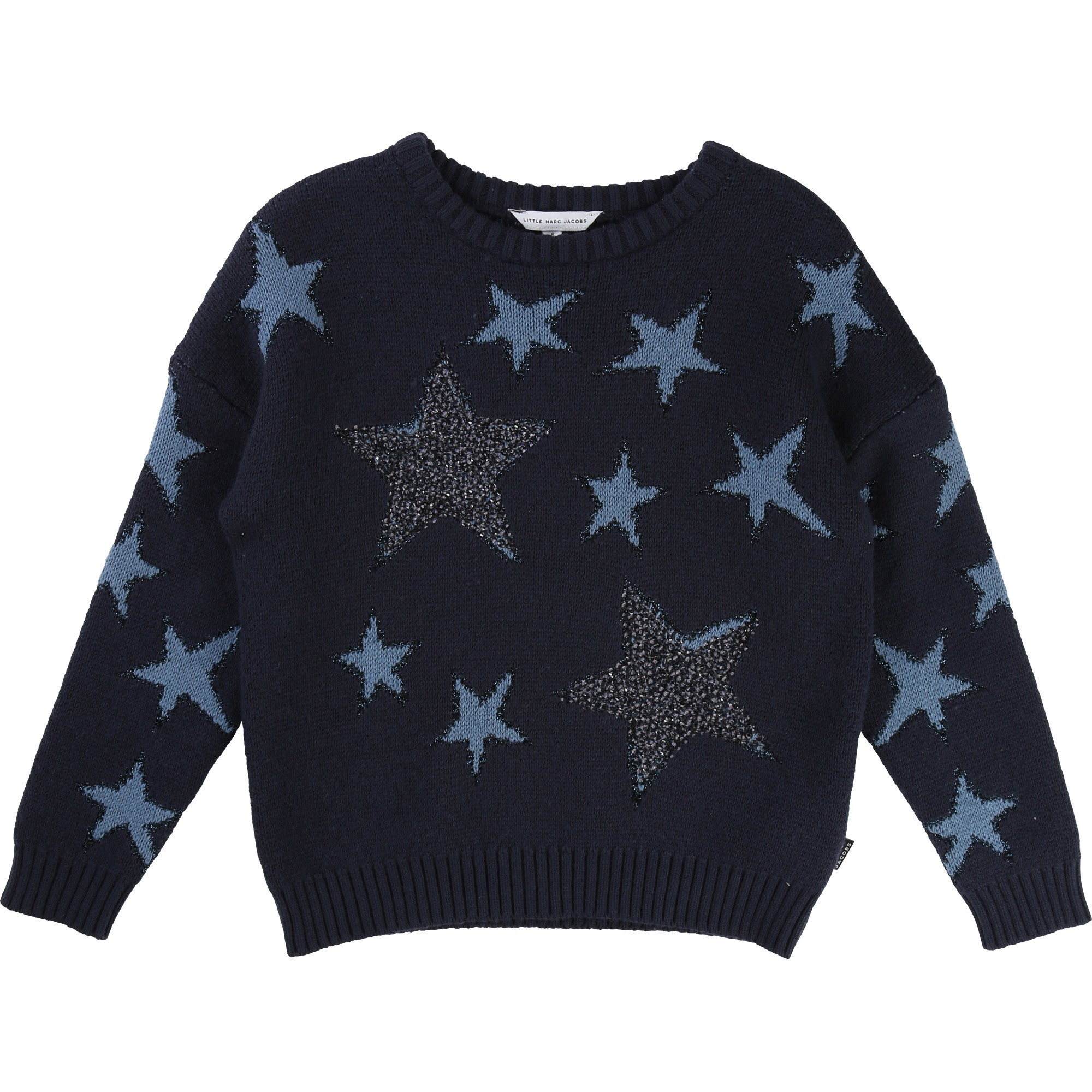 Girls DARK BLUE SWEATER