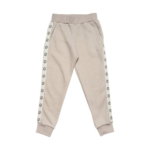 Track Pant Silver