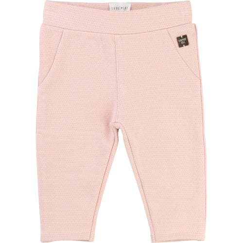 Girls PINK WITH GOLD DOTS PANTS