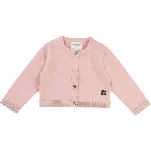 Girls PINK CARDIGAN