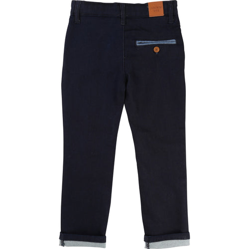 BOYS DENIM BLUE PANTS