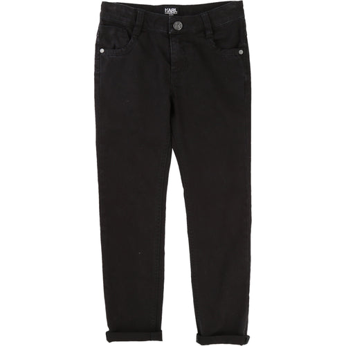 BOYS BLACK PANTS
