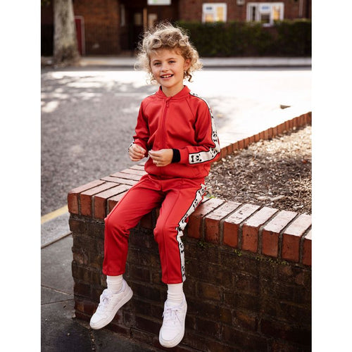 Panda Wct Trousers Red