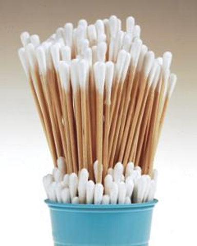 Advantage Plus Cotton Tipped Applicators