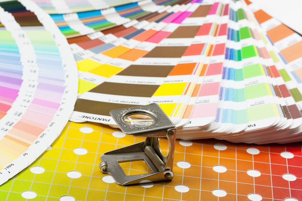 Color Selection for Printing Fine Art