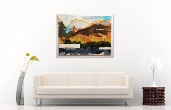 Kaskela (Original) - Painting - [product-vendor] - Chou Sauvage