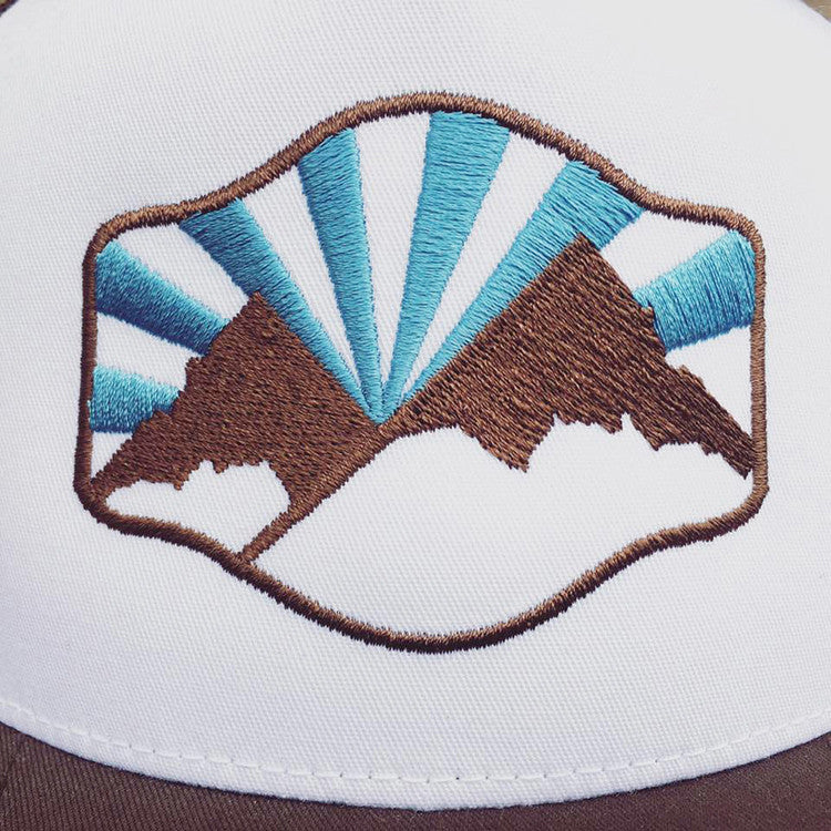 Idaho Mountains Trucker Hat