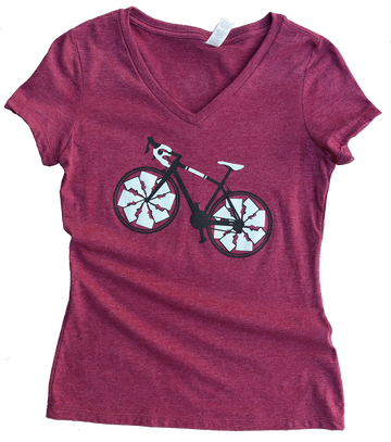 Bike Idaho Women's Tee