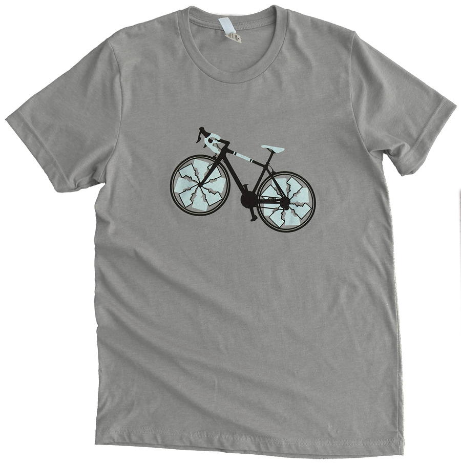 Bike Idaho Men's Tee