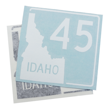 Idaho Highway 45 Sticker
