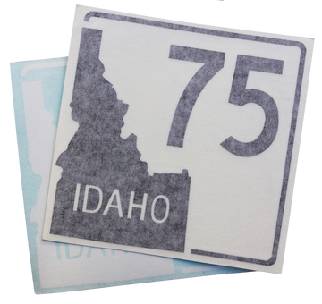 Idaho Highway 75 Sticker
