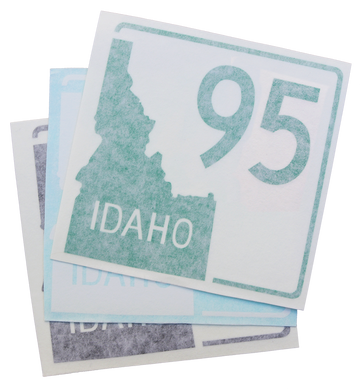 Idaho Highway 95 Sticker