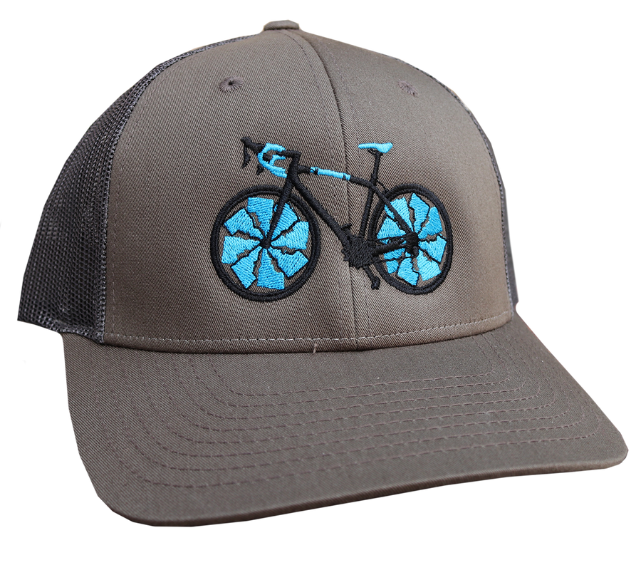 Bike Idaho Adjustable Mesh Hat