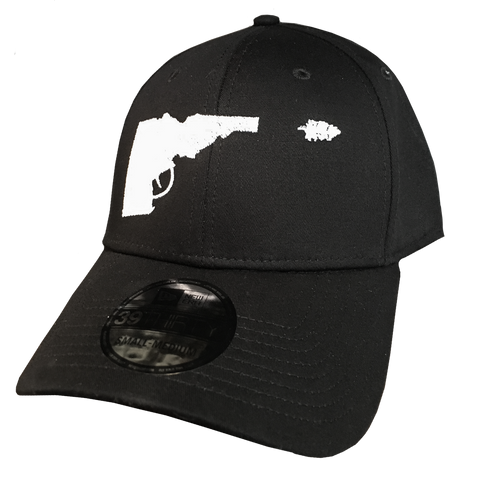 Idaho Tree-Gun Curved Bill Fitted Hat