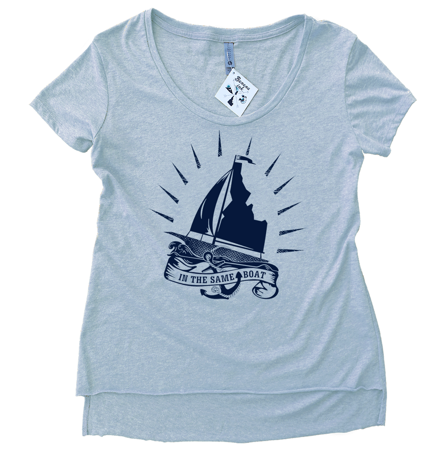 SPECIAL EDITION Same Idaho Boat Women's Tee