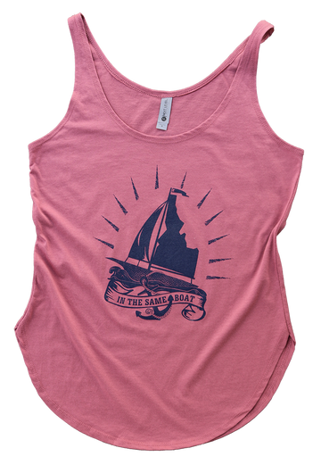 SPECIAL EDITION Same Idaho Boat Women's Tank