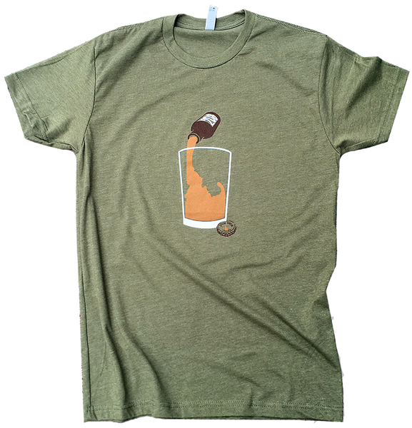 Idaho Brew Mens Tee