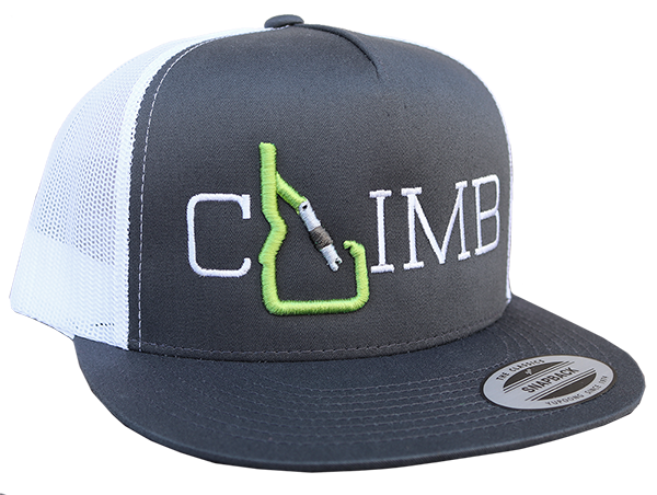 CLIMB Idaho Trucker Hat