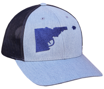 Idaho Tree-Gun Adjustable Hat