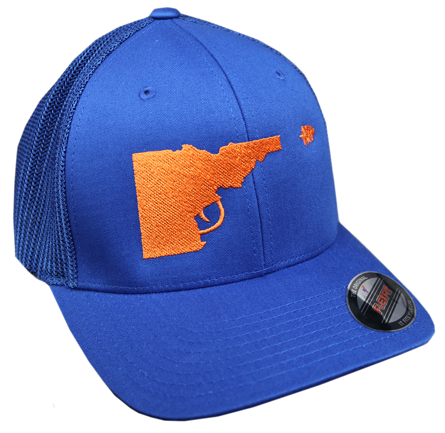 Idaho Tree-Gun Flex Fit Mesh-back Hat - LIMITED EDITION