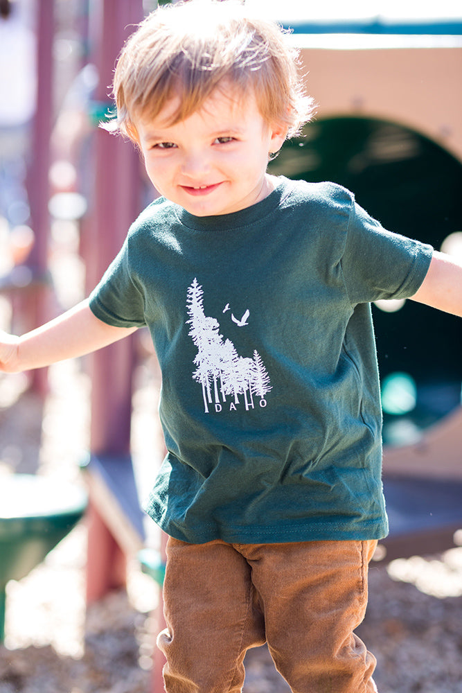 Idaho Wilderness Toddler Tee