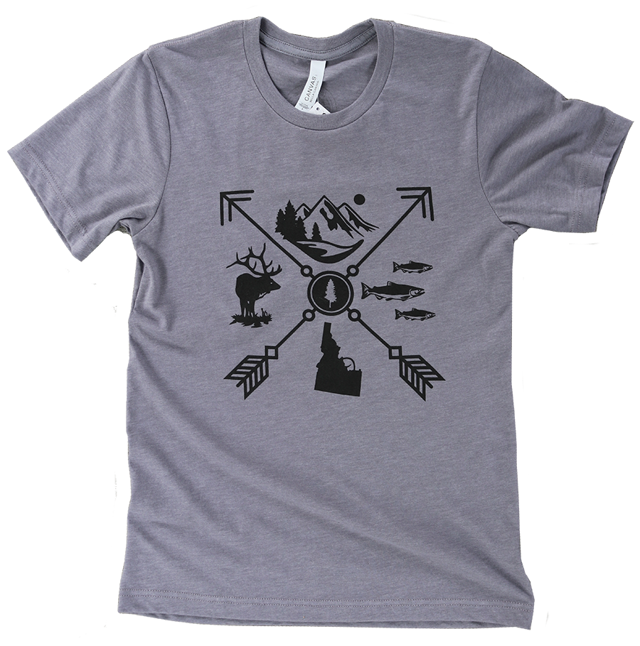 Arrow Men's Tee (front)