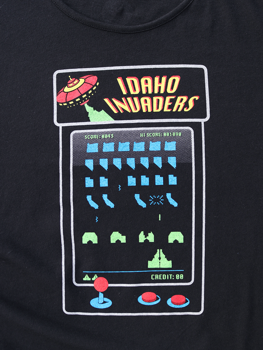 Idaho Invaders Ladies Tee