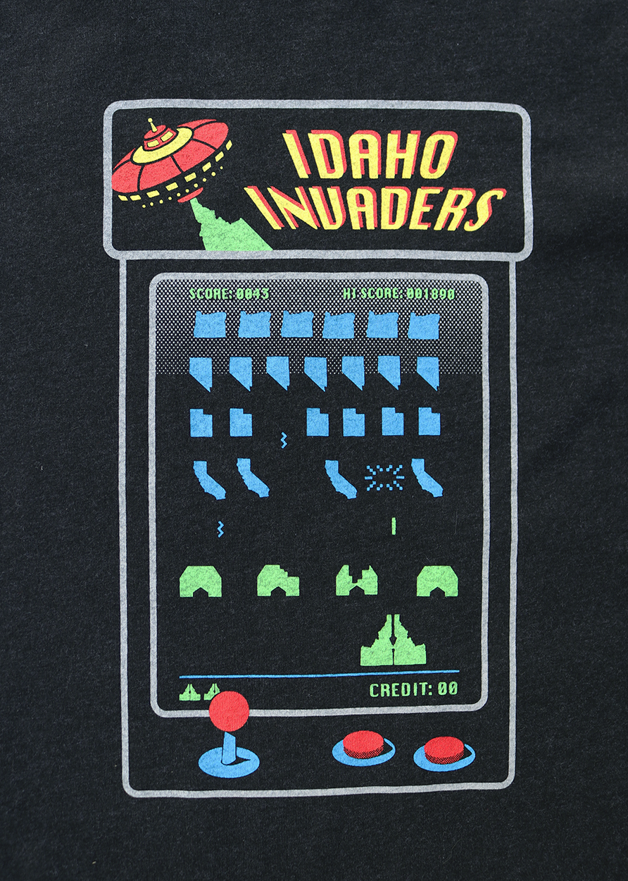 Idaho Invaders Mens Tee