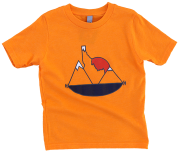 Idaho Sunset Youth Tee