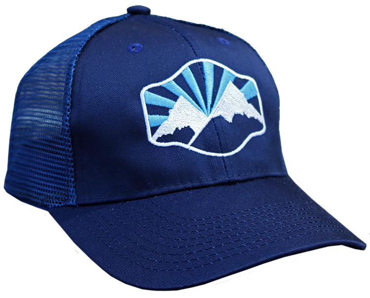 Idaho Mountains Ball Cap