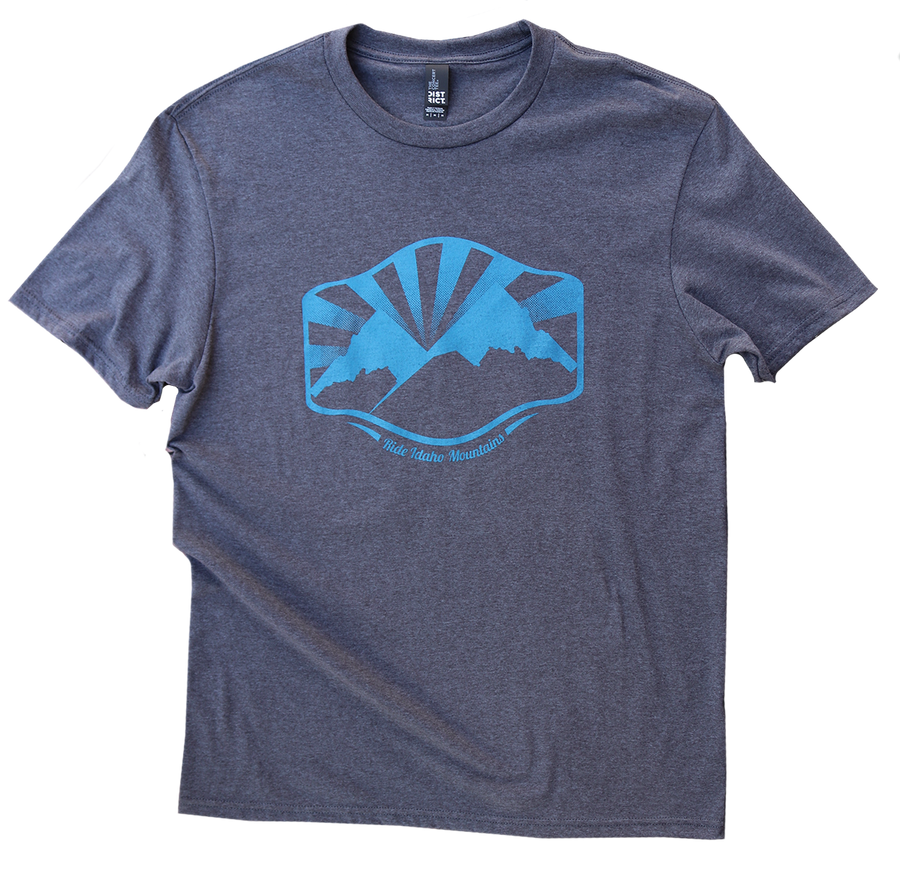 LIMITED EDITION Idaho Mountains Mens Tee