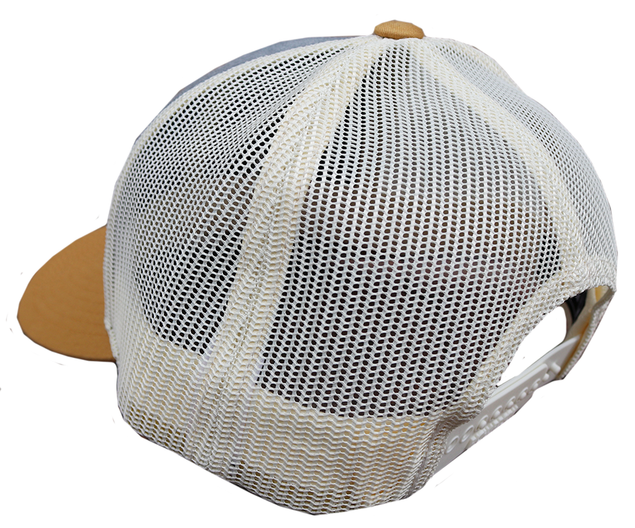 Idaho Wilderness Adjustable Mesh Hat