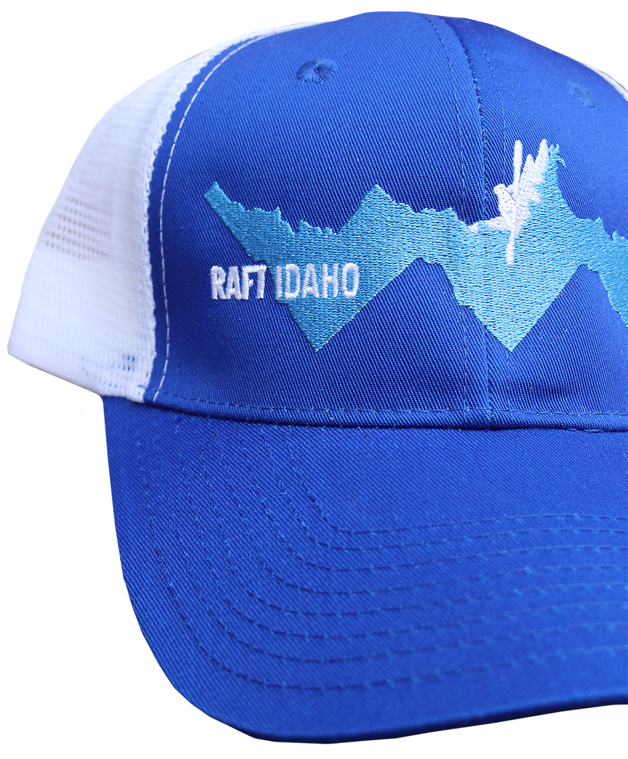 Raft Idaho Ball Cap
