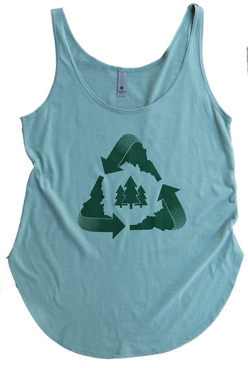SPECIAL EDITION Idaho Recycle Women's Tank