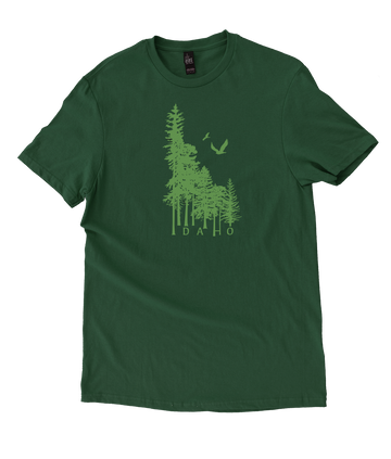 SPECIAL EDITION Idaho Wilderness Mens Tee
