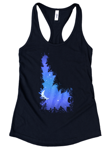 Skydaho Ladies Tank Top