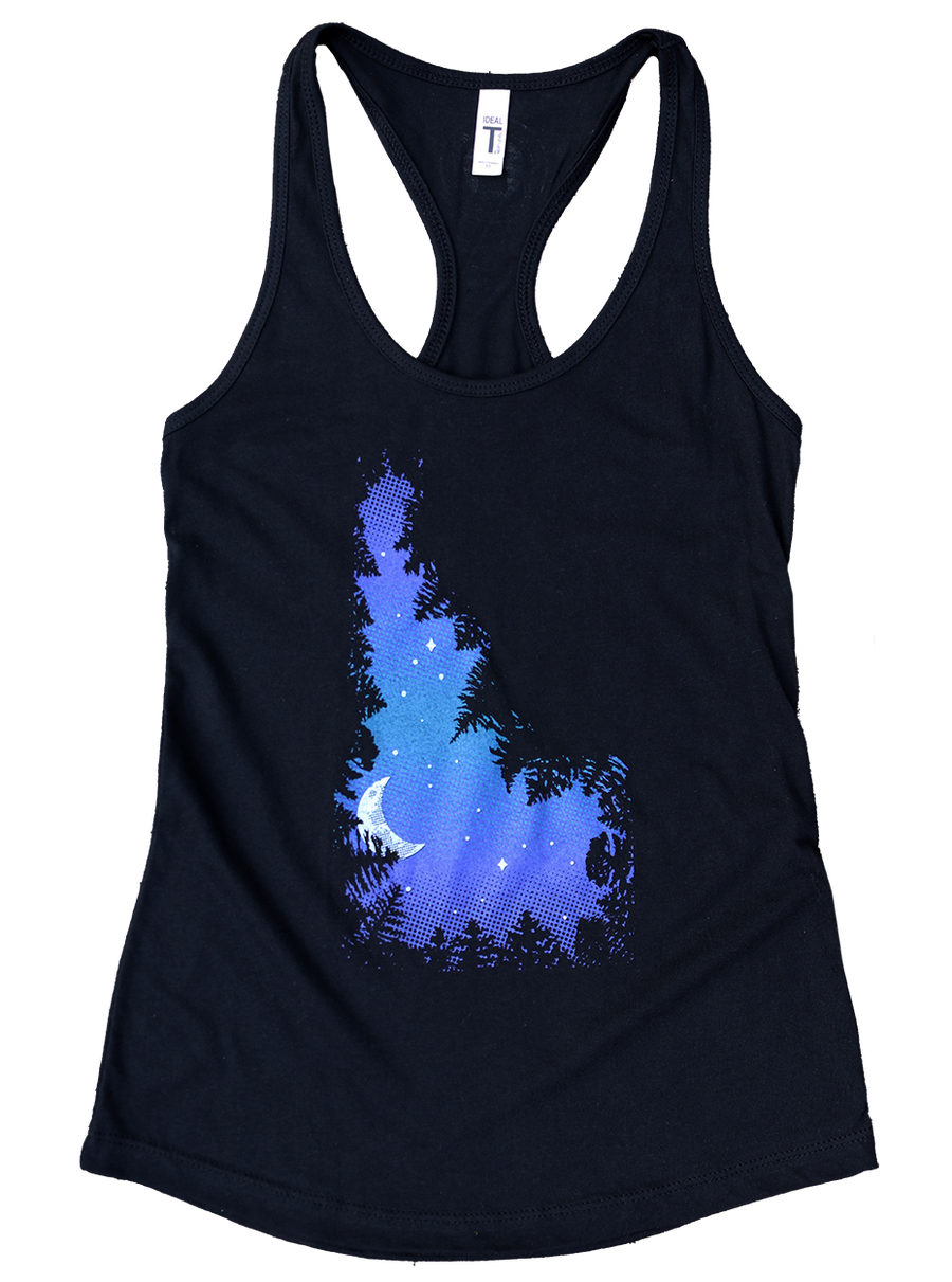 NEW! Skydaho Ladies Tank Top