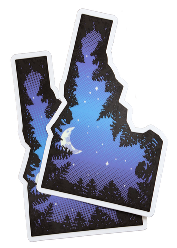 NEW! Skydaho Sticker