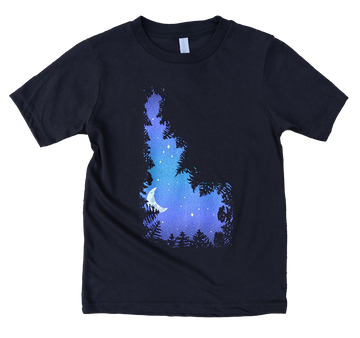NEW! Skydaho Youth Tee